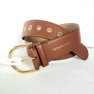 NWT authentic MK belt genuine leather